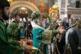 12 апреля. Праздник Входа Господня в Иерусалим, Воскресенский кафедральный собор г. Ханты-Мансийск