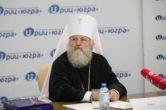 27 августа. Митрополит Павел встретился с журналистами окружных СМИ в РИЦ «ЮГРА»