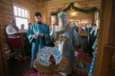 4 ноября. Чин Великого освящения храма в честь Казанской иконы Божией Матери п. Бобровский, Ханты-Мансийского района