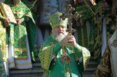 25 сентября. Митрополит Павел принял участие в торжествах посвященных дню памяти перенесения мощей правв. Симеона Верхотурского