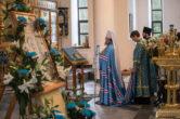 30 августа. Чин Великого освящения соборного храма женского монастыря в честь иконы Пресвятой Богородицы «Умиление» г. Сургута