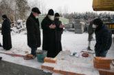 14 ноября. Митрополит Павел посетил строящийся духовно-просветительский центр г. Сургута