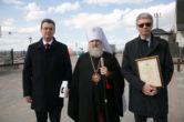 20 апреля. Митрополит Павел передал департаменту здравоохранения Югры аппараты ИВЛ