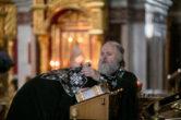 24-25 марта. Великопостное говение духовенства епархии