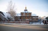 10 декабря. 25-летний юбилей со дня Великого освящения храма в честь иконы Божией Матери «Знамение» г. Ханты-Мансийска
