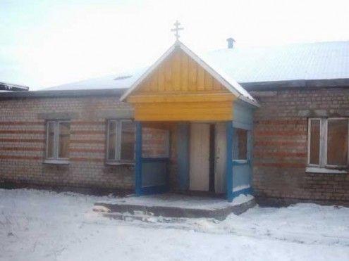 Храм в честь Казанской иконы Божией Матери п. Бобровский