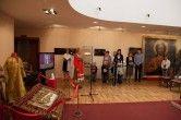 Епископ Ханты-Мансийский и Сургутский Павел посетил выставку Березовские древности