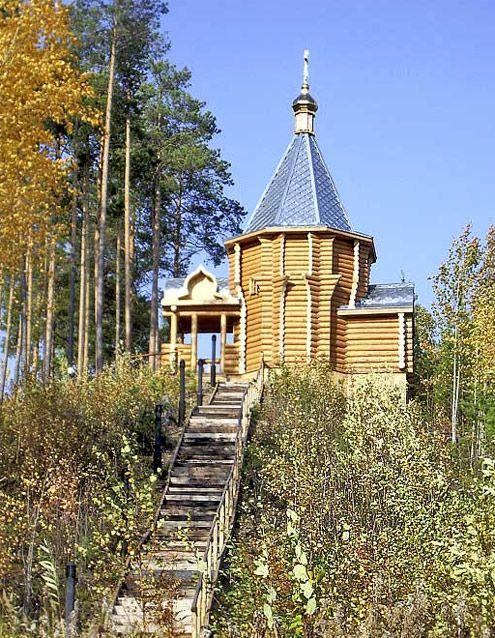 Храм в честь святого мученника Федора Тобольского