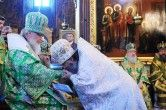 Духовенство и миряне епархии поздравили владыку Павла с годовщиной хиротонии