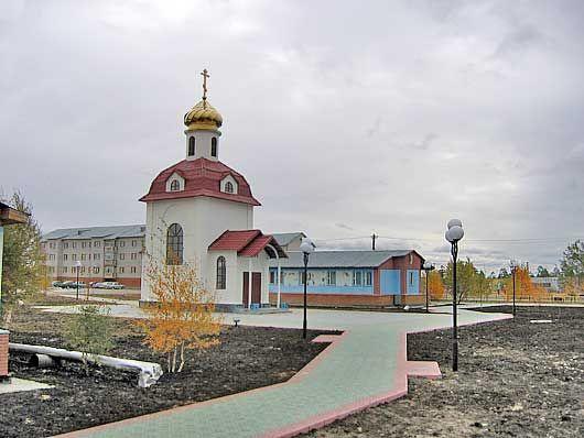 Храм-часовня в честь пророка Божия Илии КС-2