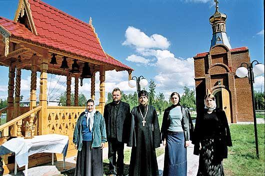 Храм-часовня в честь всех святых в земле Российской просиявших КС-3
