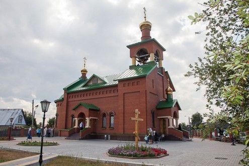 Архипастырский визит в Нижневартовск