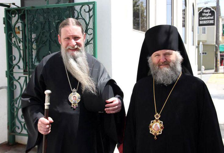 Епископ Ханты-Мансийский и Сургутский Павел посетил Западно-Американскую епархию