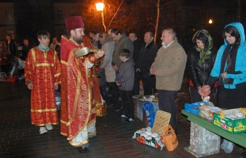 Пасха Господня в Приходах Белоярского благочиния