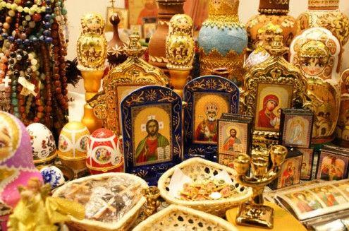 В Ханты-Мансийске открылась международная православная выставка-ярмарка