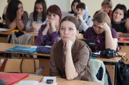 25 мая в рамках дней Славянской письменности и культуры в Ханты-Мансийске прошли ХI Кирилло-Мефодиевские образовательные чтения