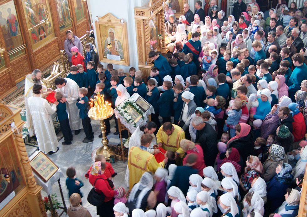 Празднование Дня славянской письменности и культуры в Нефтеюганске