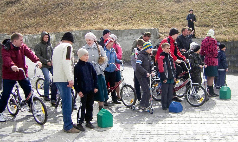 Семейная эстафета в Ханты-Мансийской православной гимназии