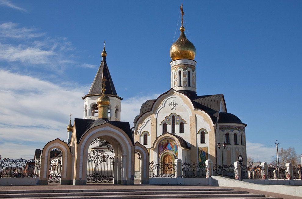 Епископ Ханты-Мансийский и Сургутский Павел посетил город Югорск