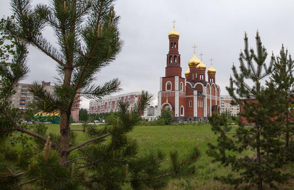 Архипастырская поездка в Нижневартовск