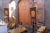 Богослужения в день памяти святителя Иоанна Тобольского в пгт. Октябрьское