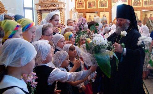 Пастырский визит Епископа Ханты-Мансийского и Сургутского Павла в приход храма Святого Духа г.Нефтеюганска