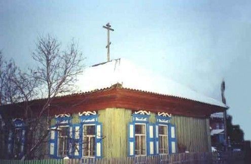 Храм во имя святых бессребреников Космы и Дамиана с. Сытомино