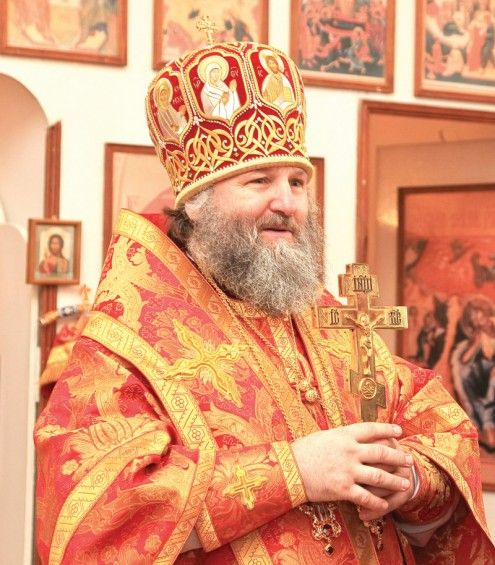 Епископ Ханты-Мансийский и Сургутский Павел
