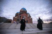 13 июля. Митрополит Павел посетил Троицкий кафедральный собор г. Сургута