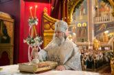 7 января. Архиерейское служение в праздник Рождества Христова, Воскресенский кафедральный собор г. Ханты-Мансийск