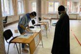 26 июня. Митрополит Павел принял участие в голосовании по поправкам в Конституцию Российской Федерации