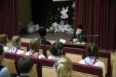 14 января. Посещение Белоярской средней общеобразовательной школы № 3, Сургутского района
